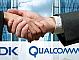 Qualcomm и TDK объявляют о создании совместного предприятия