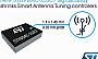 Контроллер адаптивной антенны STMicroelectronics позволит улучшить характеристики смартфонов