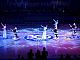 Четыре российских робота Промобот танцуют в Перми перед баскетбольным матчем