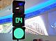 В Москве заработали модульные светофоры Ростеха