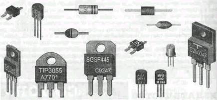 системы обозначения полупроводниковых приборов