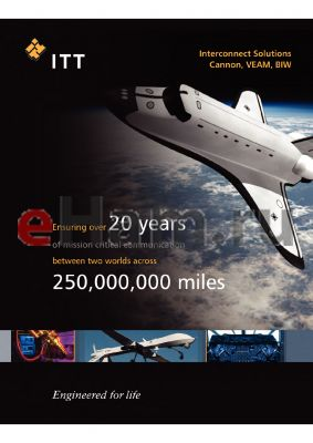 DDMAMY78PNMBK52 datasheet - Ensuring over 20 years of mission critical communication between two worlds across 250,000,000 milies