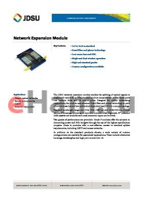 NEM-L254 datasheet - Network Expansion Module